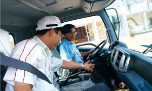 Học lái xe bằng C mất bao lâu?