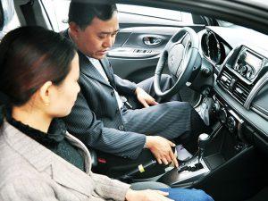 Kinh nghiệm thi bằng lái xe B2 thực tế nhất cho người mới học